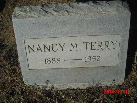 TERRY, NANCY M. - Gila County, Arizona | NANCY M. TERRY - Arizona Gravestone Photos