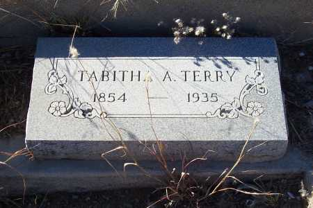 TERRY, TABITHA A. - Gila County, Arizona | TABITHA A. TERRY - Arizona Gravestone Photos