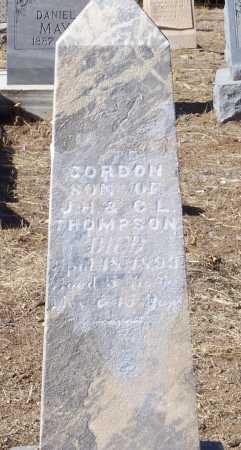 THOMPSON, GORDON - Gila County, Arizona | GORDON THOMPSON - Arizona Gravestone Photos