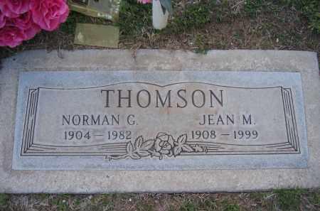 THOMSON, NORMAN - Gila County, Arizona | NORMAN THOMSON - Arizona Gravestone Photos