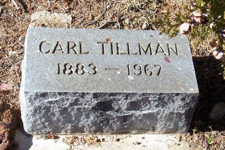 TILLMAN, CARL - Gila County, Arizona | CARL TILLMAN - Arizona Gravestone Photos