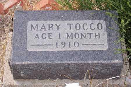 TOCCO, MARY - Gila County, Arizona | MARY TOCCO - Arizona Gravestone Photos