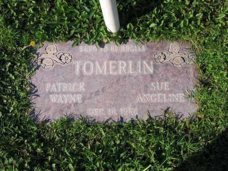 TOMERLIN, SUE ANGELINE - Gila County, Arizona | SUE ANGELINE TOMERLIN - Arizona Gravestone Photos