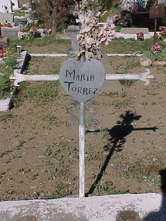 TORREZ, MARIA - Gila County, Arizona   MARIA TORREZ - Arizona Gravestone Photos