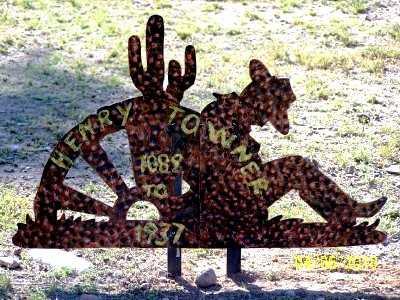 TOWNER, HENRY  HAMILTON - Gila County, Arizona | HENRY  HAMILTON TOWNER - Arizona Gravestone Photos