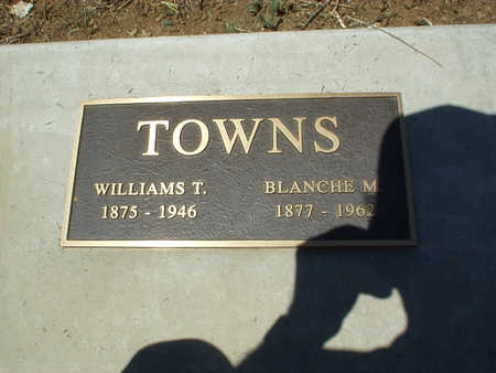 WELLS, BLANCHE MAZIE - Gila County, Arizona | BLANCHE MAZIE WELLS - Arizona Gravestone Photos