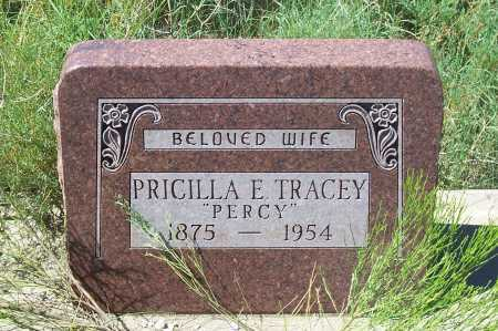 PERCY TRACEY, PRICILLA E. - Gila County, Arizona | PRICILLA E. PERCY TRACEY - Arizona Gravestone Photos