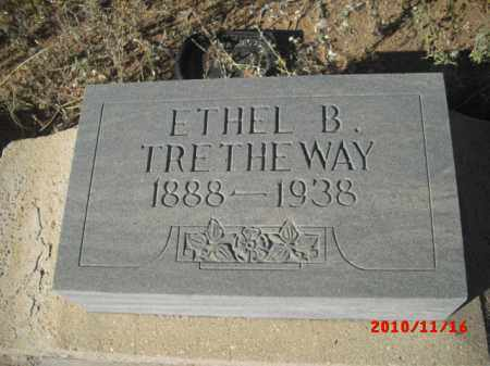 TRETHEWAY, ETHEL - Gila County, Arizona | ETHEL TRETHEWAY - Arizona Gravestone Photos