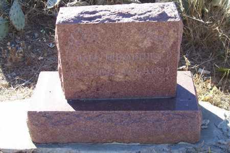 TREVARTHEN, BABY - Gila County, Arizona   BABY TREVARTHEN - Arizona Gravestone Photos