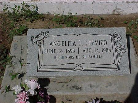 TREVIZO, ANGELITA  C. - Gila County, Arizona | ANGELITA  C. TREVIZO - Arizona Gravestone Photos