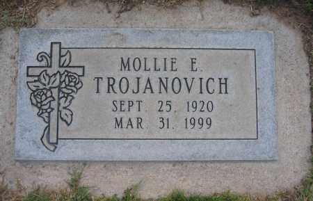 TROJANOVICH, MOLLIE - Gila County, Arizona | MOLLIE TROJANOVICH - Arizona Gravestone Photos