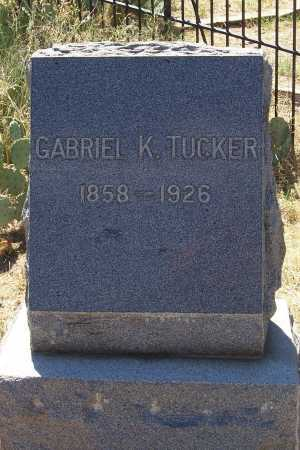 TUCKER, GABRIEL K. - Gila County, Arizona | GABRIEL K. TUCKER - Arizona Gravestone Photos