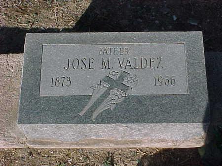 VALDEZ, JOSE  M. - Gila County, Arizona   JOSE  M. VALDEZ - Arizona Gravestone Photos