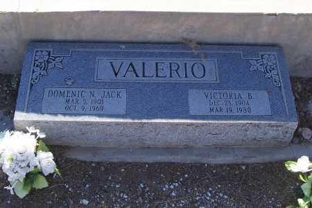VALERIO, VICTORIA B. - Gila County, Arizona | VICTORIA B. VALERIO - Arizona Gravestone Photos