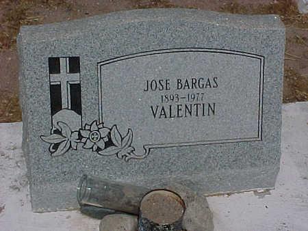 VALENTIN, JOSE BARGAS - Gila County, Arizona | JOSE BARGAS VALENTIN - Arizona Gravestone Photos