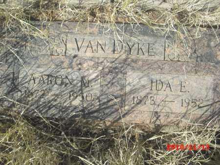VAN DYKE, IDA E. - Gila County, Arizona | IDA E. VAN DYKE - Arizona Gravestone Photos