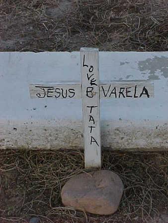 VARELA, JESUS B. - Gila County, Arizona   JESUS B. VARELA - Arizona Gravestone Photos
