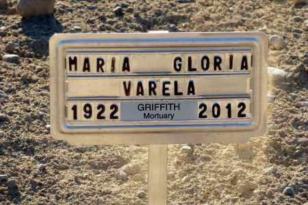 VARELA, MARIA GLORIA - Gila County, Arizona | MARIA GLORIA VARELA - Arizona Gravestone Photos