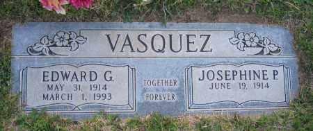 VASQUEZ, JOSEPHINE - Gila County, Arizona | JOSEPHINE VASQUEZ - Arizona Gravestone Photos