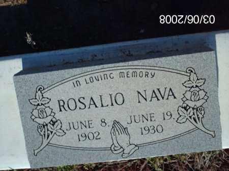 VAVA, ROSALIO - Gila County, Arizona | ROSALIO VAVA - Arizona Gravestone Photos