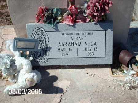 VEGA, ABRAHAM - Gila County, Arizona | ABRAHAM VEGA - Arizona Gravestone Photos