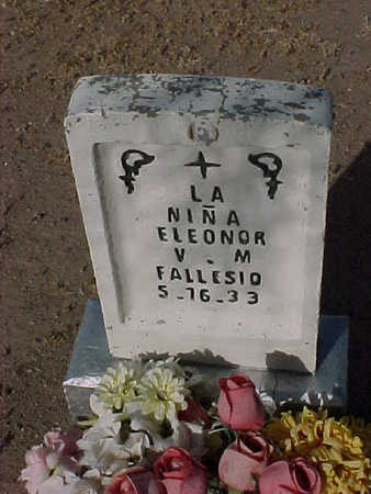 VEGA, ELEONOR MARTINEZ - Gila County, Arizona | ELEONOR MARTINEZ VEGA - Arizona Gravestone Photos