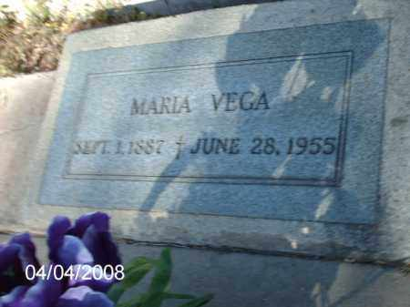 VEGA, MARIA - Gila County, Arizona   MARIA VEGA - Arizona Gravestone Photos