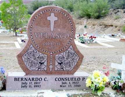 VELASCO, CONSUELO  P. - Gila County, Arizona | CONSUELO  P. VELASCO - Arizona Gravestone Photos
