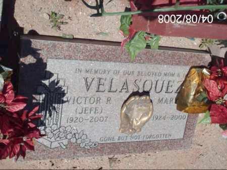 VELASQUEZ, MARY - Gila County, Arizona | MARY VELASQUEZ - Arizona Gravestone Photos
