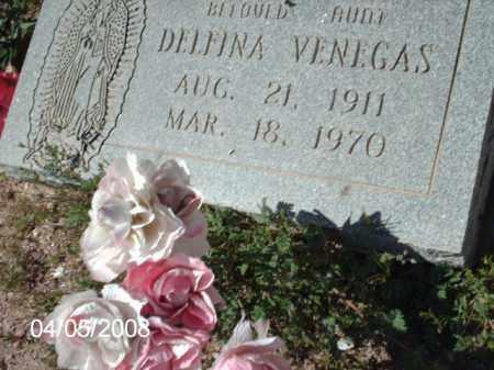 VENEGAS, DELFINA - Gila County, Arizona | DELFINA VENEGAS - Arizona Gravestone Photos
