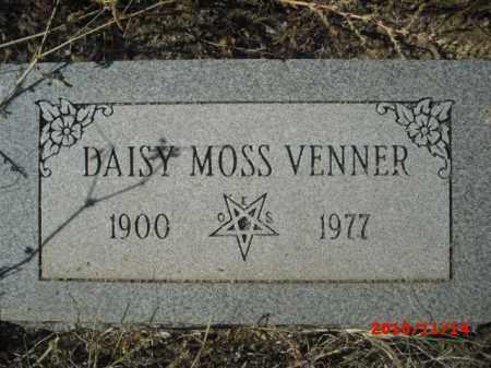 VENNER, DAISY - Gila County, Arizona | DAISY VENNER - Arizona Gravestone Photos