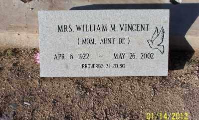 VINCENT, DE ELSA - Gila County, Arizona | DE ELSA VINCENT - Arizona Gravestone Photos
