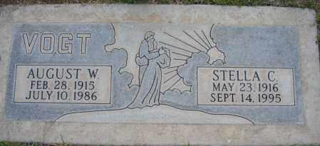 VOGT, STELLA - Gila County, Arizona | STELLA VOGT - Arizona Gravestone Photos