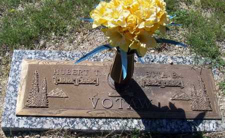 VOTAW, HUBERT T. - Gila County, Arizona | HUBERT T. VOTAW - Arizona Gravestone Photos