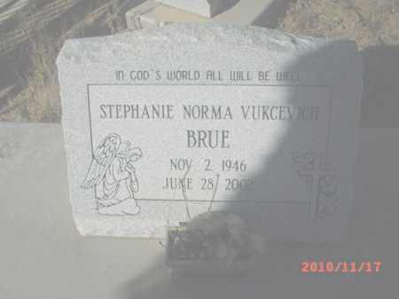 VUKCEVICH, STEPHANIE NORMA - Gila County, Arizona | STEPHANIE NORMA VUKCEVICH - Arizona Gravestone Photos