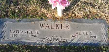 WALKER, ALICE - Gila County, Arizona | ALICE WALKER - Arizona Gravestone Photos