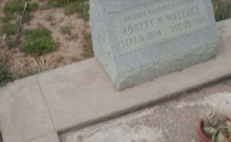 WALLACE, ROBERT  N. - Gila County, Arizona | ROBERT  N. WALLACE - Arizona Gravestone Photos
