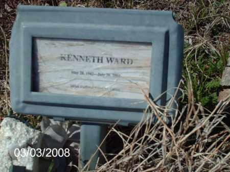 WARD, KENNETH - Gila County, Arizona | KENNETH WARD - Arizona Gravestone Photos