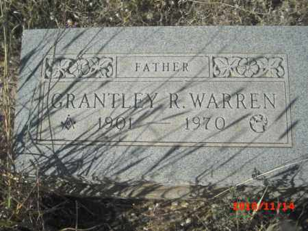 WARREN, GRANTLEY R. - Gila County, Arizona | GRANTLEY R. WARREN - Arizona Gravestone Photos
