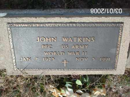 WATKINS, JOHN - Gila County, Arizona | JOHN WATKINS - Arizona Gravestone Photos