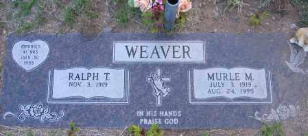 WEAVER, RALPH - Gila County, Arizona   RALPH WEAVER - Arizona Gravestone Photos