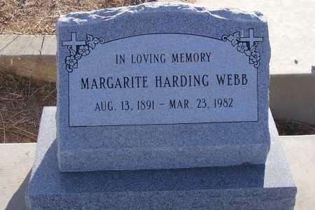 WEBB, MARGARITE - Gila County, Arizona | MARGARITE WEBB - Arizona Gravestone Photos