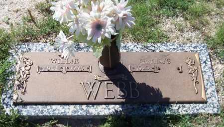 WEBB, GLADYS - Gila County, Arizona | GLADYS WEBB - Arizona Gravestone Photos