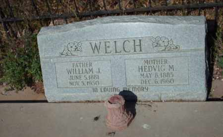 WELCH, HEDVIG M. - Gila County, Arizona | HEDVIG M. WELCH - Arizona Gravestone Photos