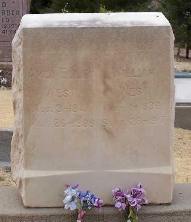 WEST, WILLIAM - Gila County, Arizona | WILLIAM WEST - Arizona Gravestone Photos