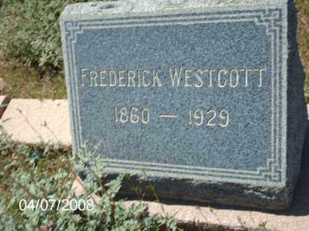 WESTCOTT, FREDERICK - Gila County, Arizona   FREDERICK WESTCOTT - Arizona Gravestone Photos