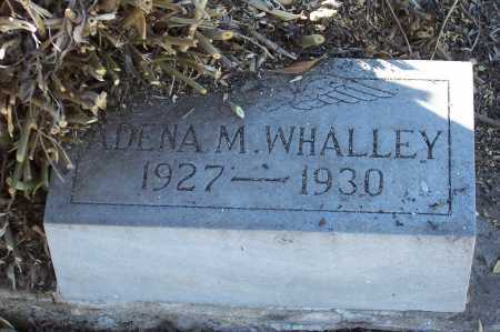 WHALLEY, ADENA M. - Gila County, Arizona | ADENA M. WHALLEY - Arizona Gravestone Photos