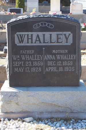 CLAY WHALLEY, ANNA - Gila County, Arizona | ANNA CLAY WHALLEY - Arizona Gravestone Photos