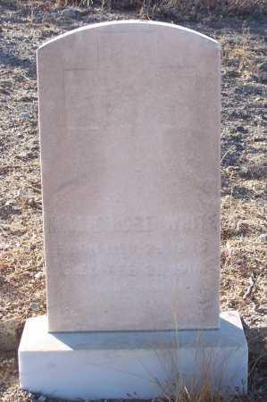 FULTON WHITE, NELLIE ROSE - Gila County, Arizona   NELLIE ROSE FULTON WHITE - Arizona Gravestone Photos