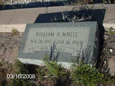 WHITE, WILLIAM - Gila County, Arizona | WILLIAM WHITE - Arizona Gravestone Photos